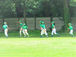 2021/07/11 午前・午後(自働機)練習(キャッチボール・バッティング)